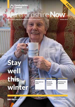 Herefordshire Now issue 5 cover