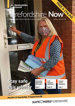 Herefordshire Now issue 6 cover